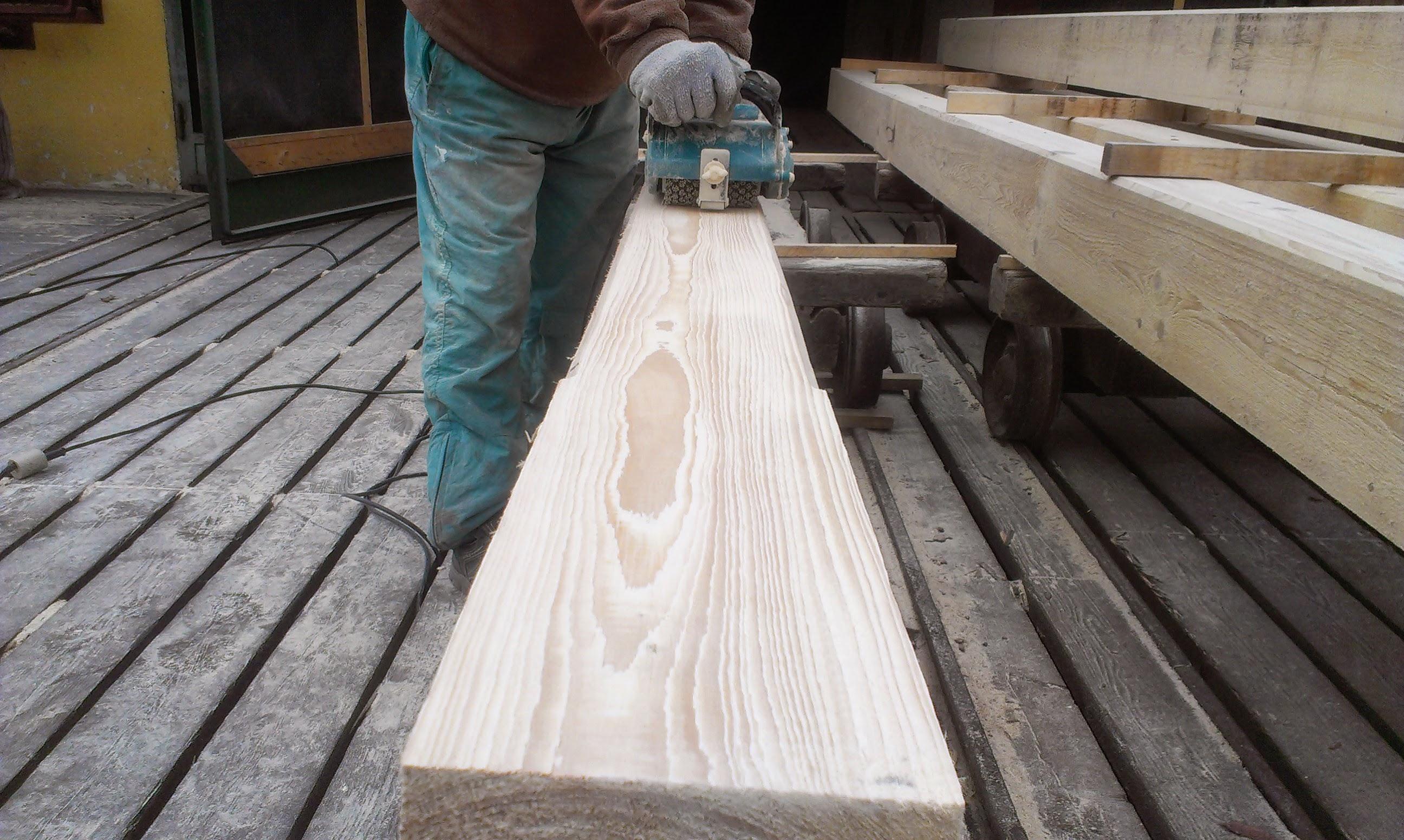 Kartacovani dreva